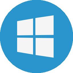 ikona aplikacji dot net przedstawiająca system Windows