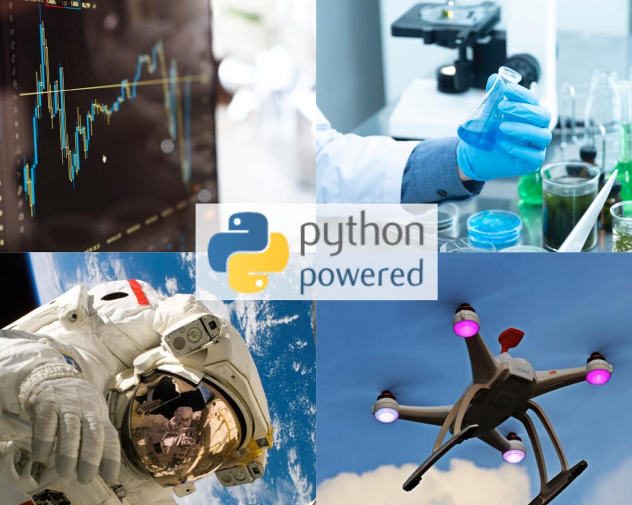 Zastosowania języka Python