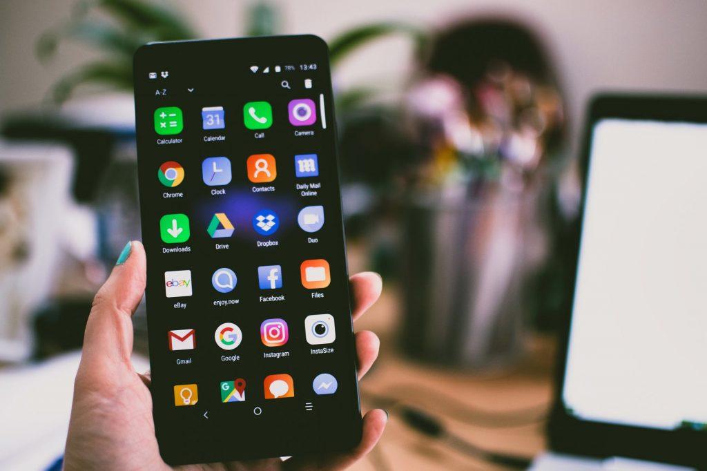 aplikacje mobilne android