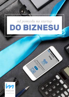 Okładka Od pomysłu na startup do biznesu
