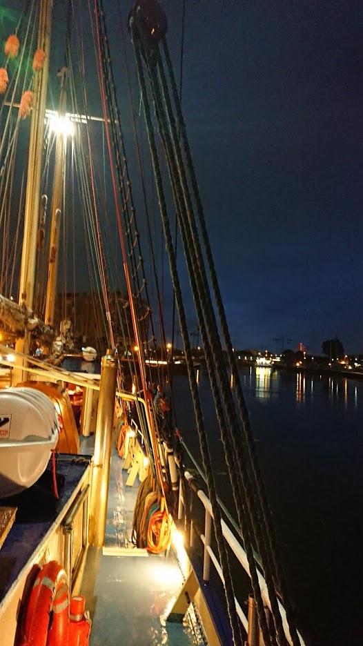 E-boat noc