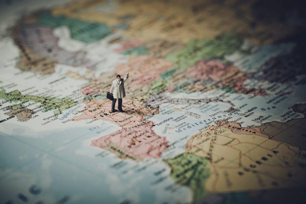 Wejście startupu na nowy rynek zagraniczny