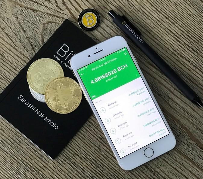 aplikacja do bitcoinów