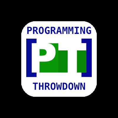 Programming Throwdown - logo