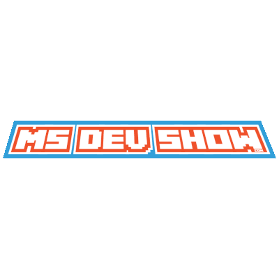 MS Dev Show - logo