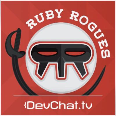 Ruby Rogues - logo